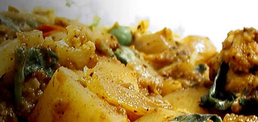 Heerlijk Indiaas uit eten