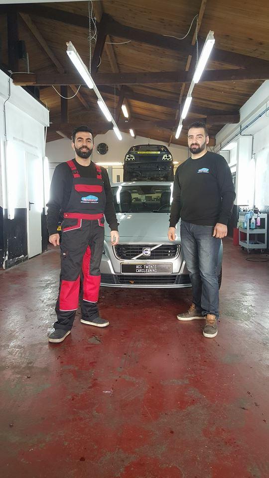 Werkkleding van ACC Twente Autoservice