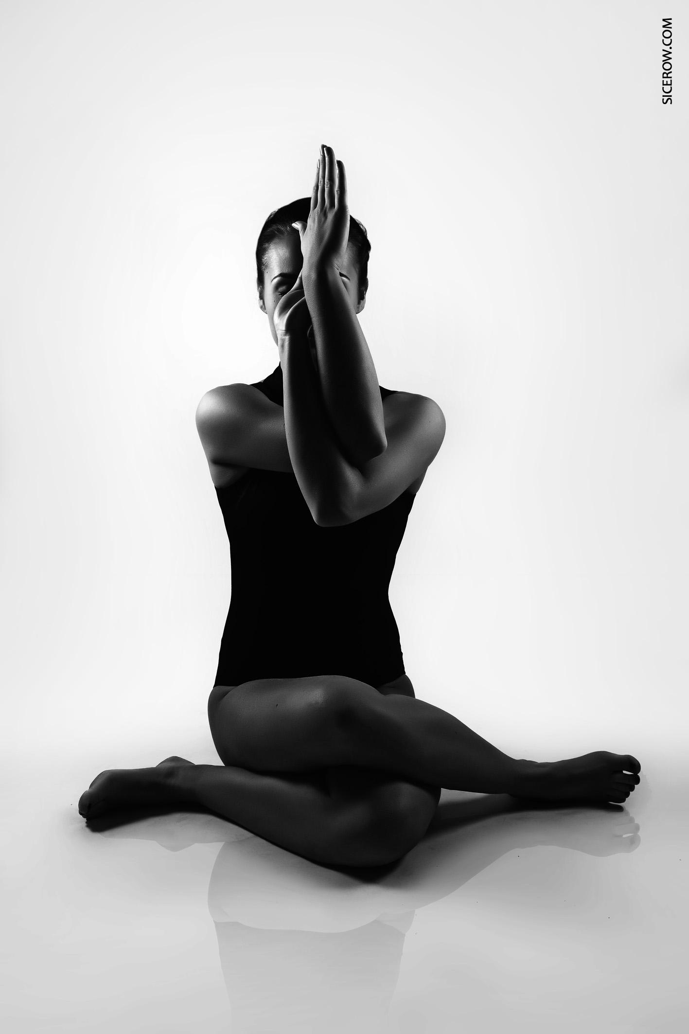Yogales neem je bij Natraj Yoga