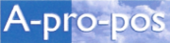 Logo A-Pro-Pos Coaching