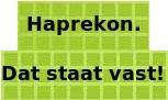 Logo Haprekon Bouwsystemen B.V.