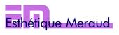 Logo Esthetique Meraud Schoonheidssalon