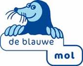 Logo De Blauwe Mol