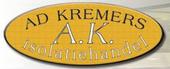 Logo Ad Kremers Isolatiehandel