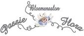 Logo Bloemen Salon Passie Flora