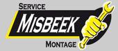 Logo Misbeek Service & Montage