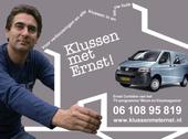 Logo Klussen met Ernst
