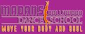 Logo Madan's Dance School