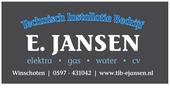Logo Technisch Installatie Bedrijf E. Jansen