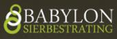 Logo Babylon Sierbestrating
