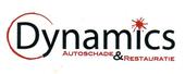 Logo Dynamics Autoschade Restauratie