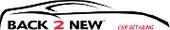 Logo Back2new Car Detailing