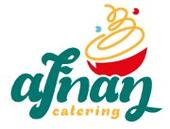 Logo Afnan Catering