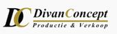 Logo Divan Concept - Woonkamer, slaapkamer en eetkamer meubels