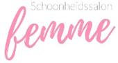 Logo Schoonheidssalon Femme